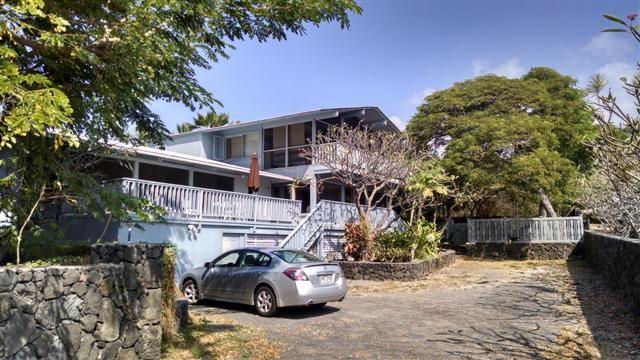 Spacious House Across the Street from the Ocean