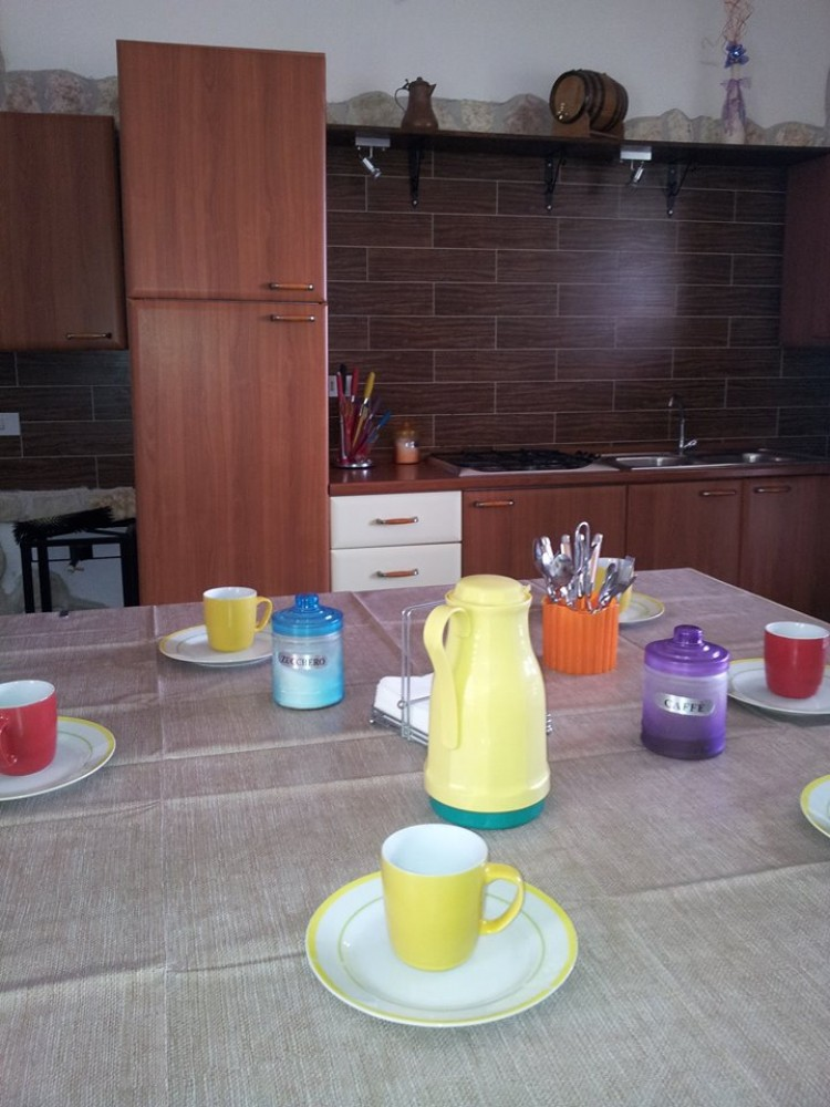 Trappeto vacation rental with