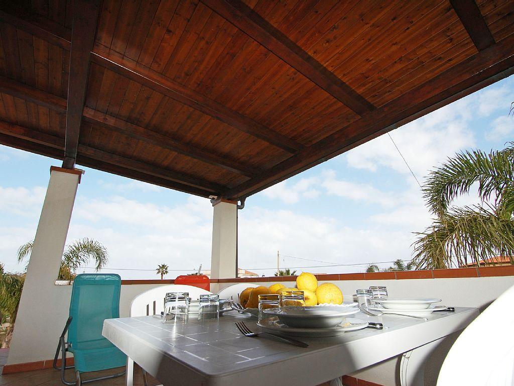 1 Bed Short Term Rental Villa Cefalu