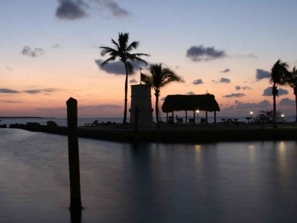 islamorada vacation rental with Marina view