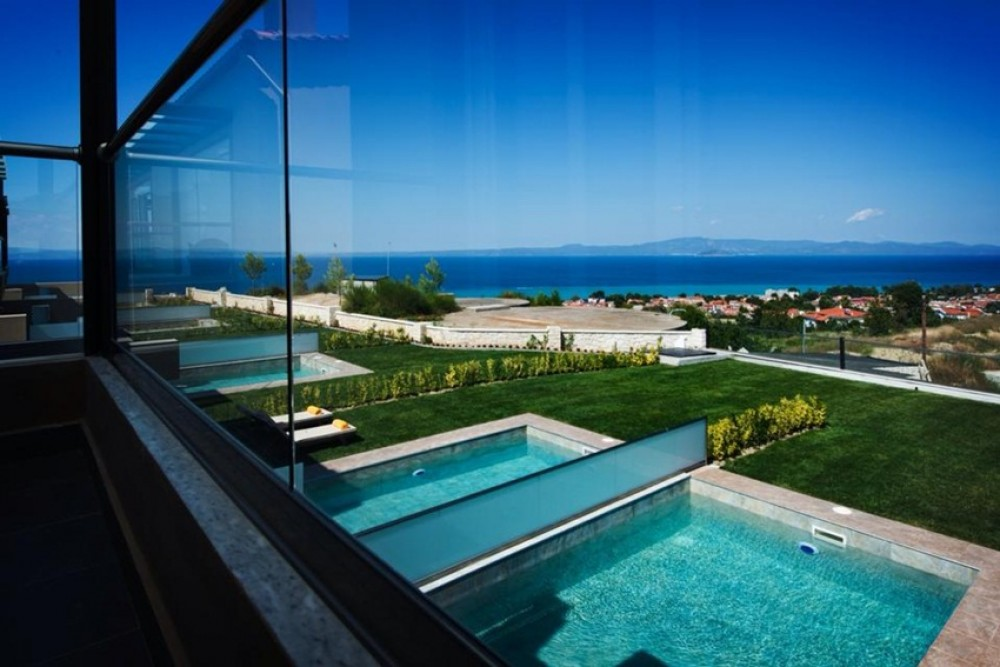 Hanioti vacation rental with