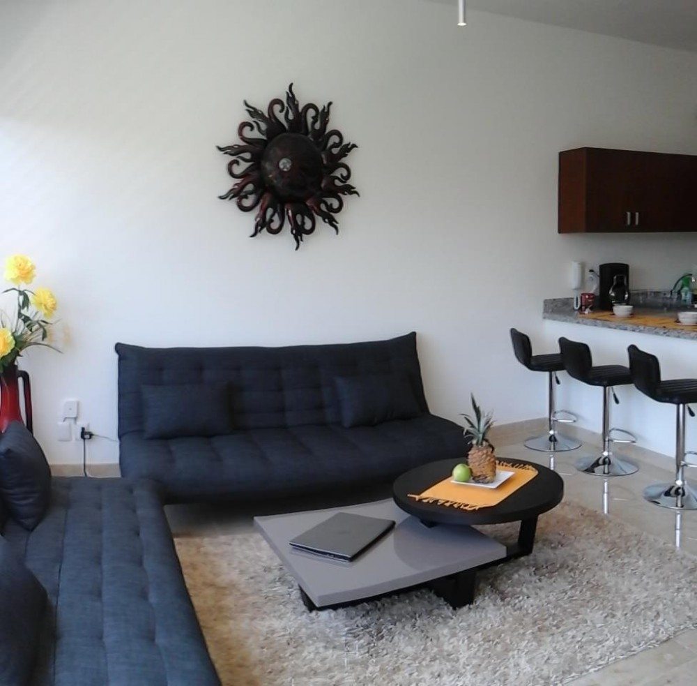 Akumal vacation rental with Living Room