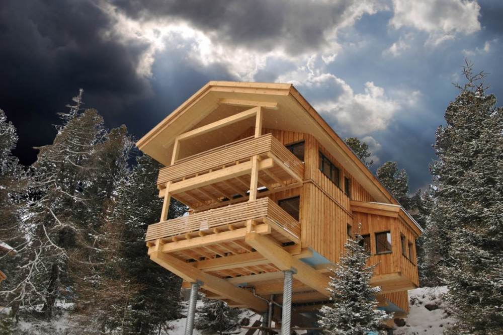 Turracher Hohe vacation rental with