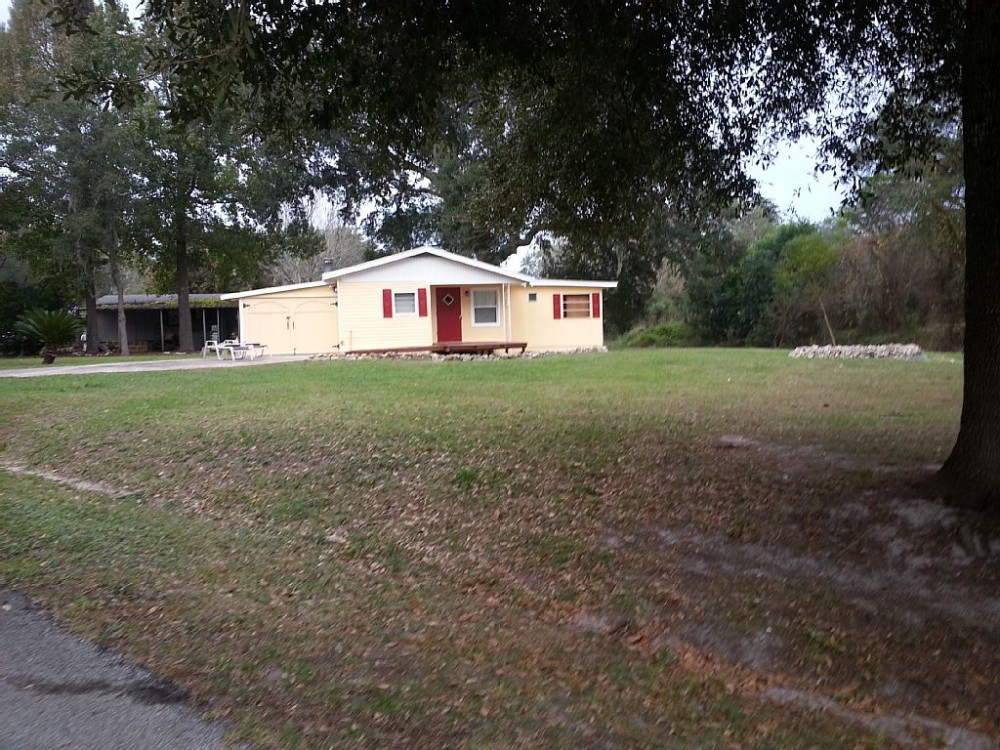Lake Weir vacation rental with