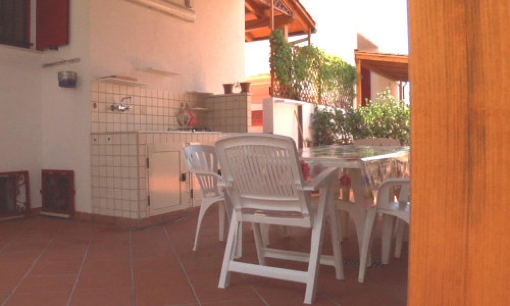 Lecce vacation rental with terrazza