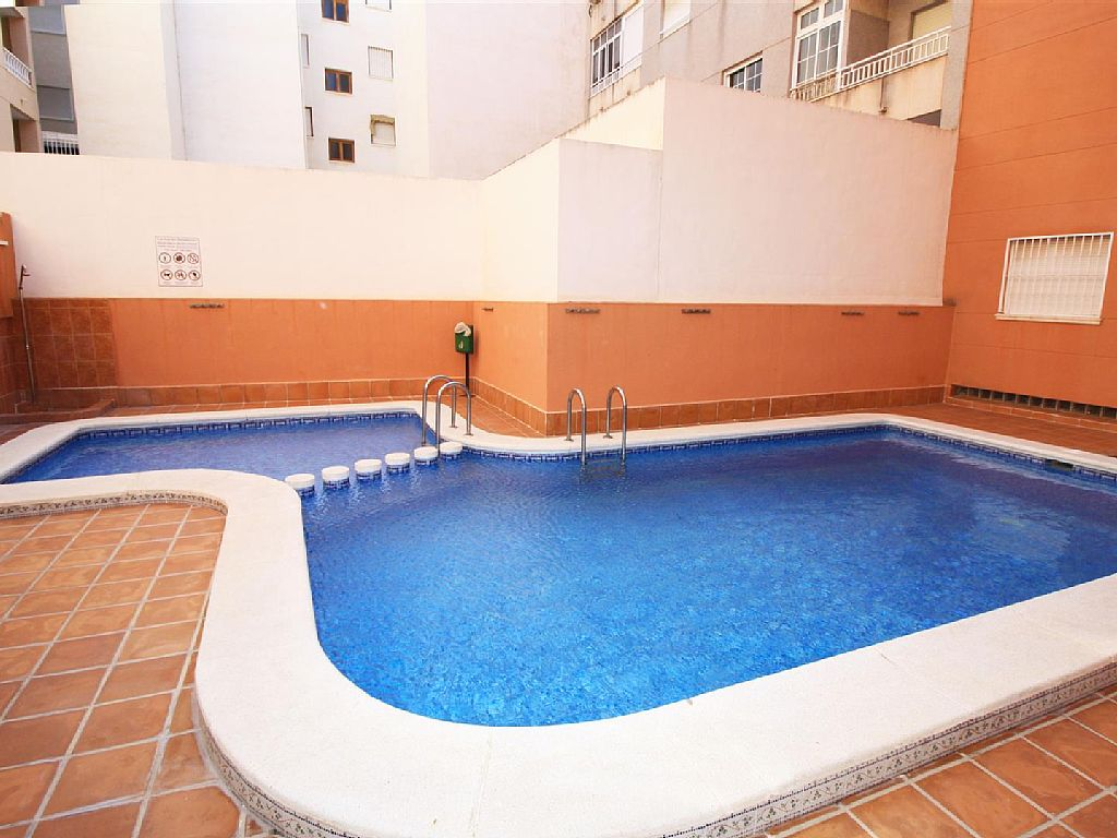 2 Bed Short Term Rental Apartment Torrevieja Town