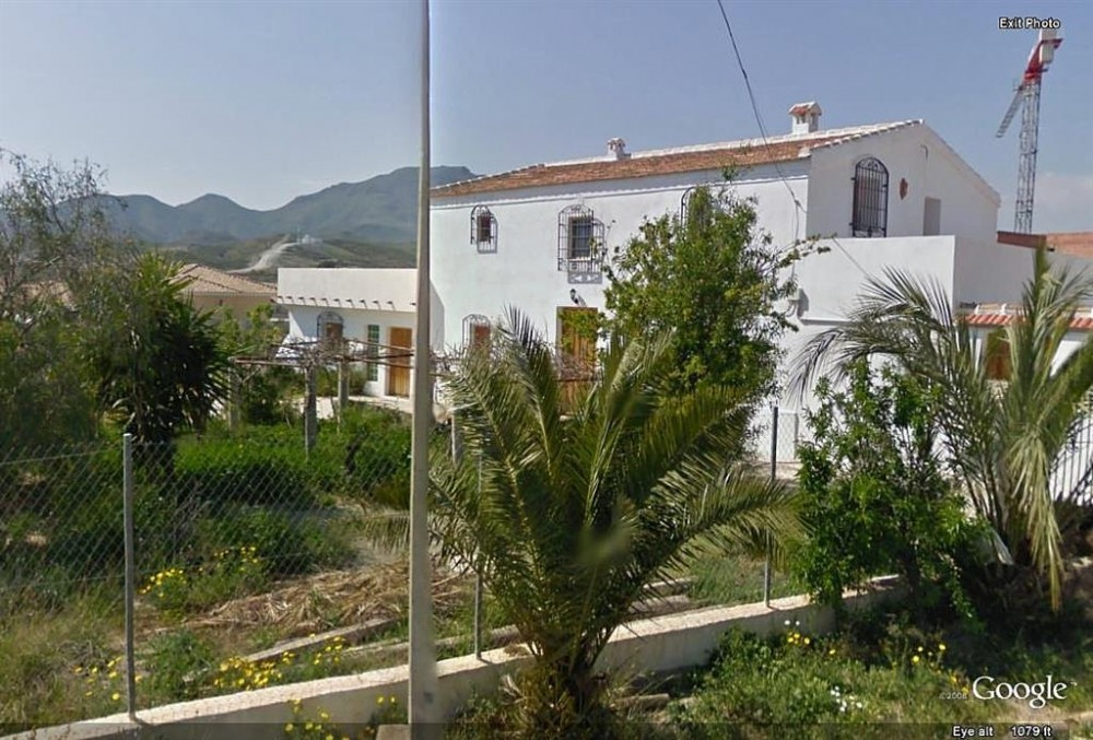 Huercal-Overa vacation rental with