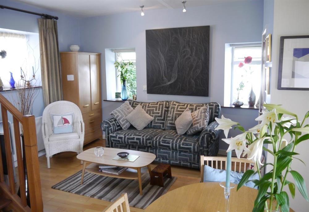 2 Bed Short Term Rental House Fowey
