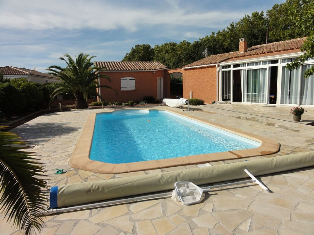 Narbonne vacation rental with