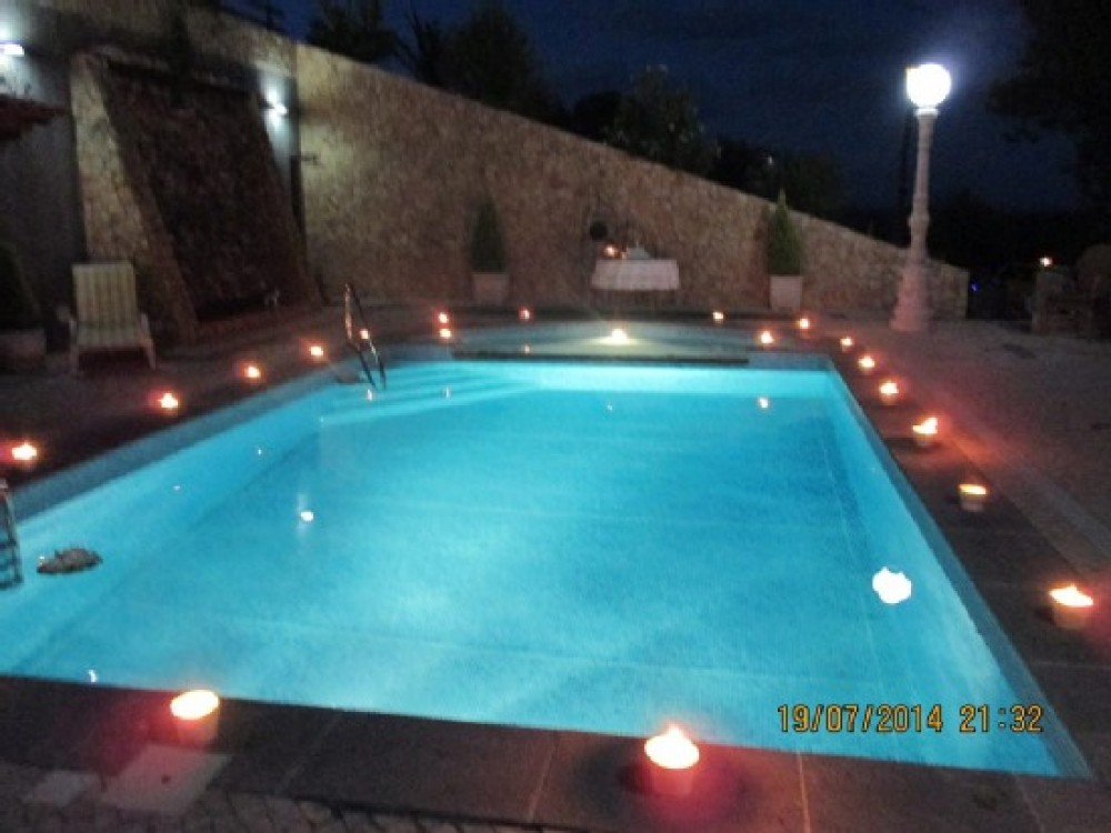 Ourem vacation rental with Piscina exterior