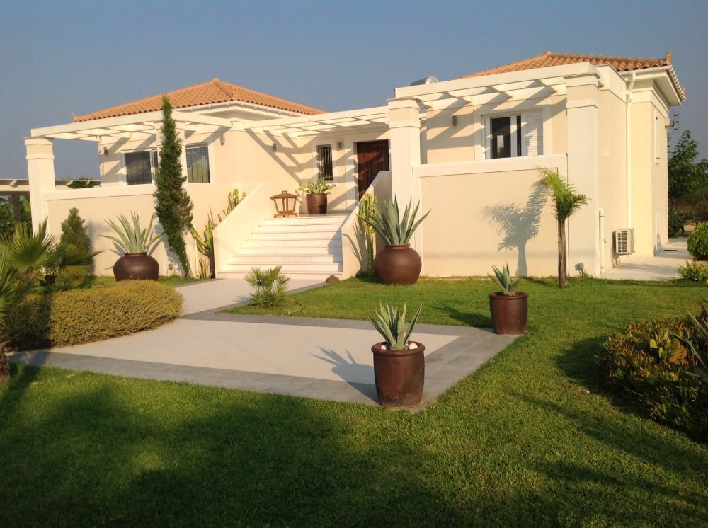 Kefallonia (Cephalonia) vacation rental with Ai helis Beachouse