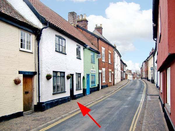 3 Bed Short Term Rental Cottage Norwich