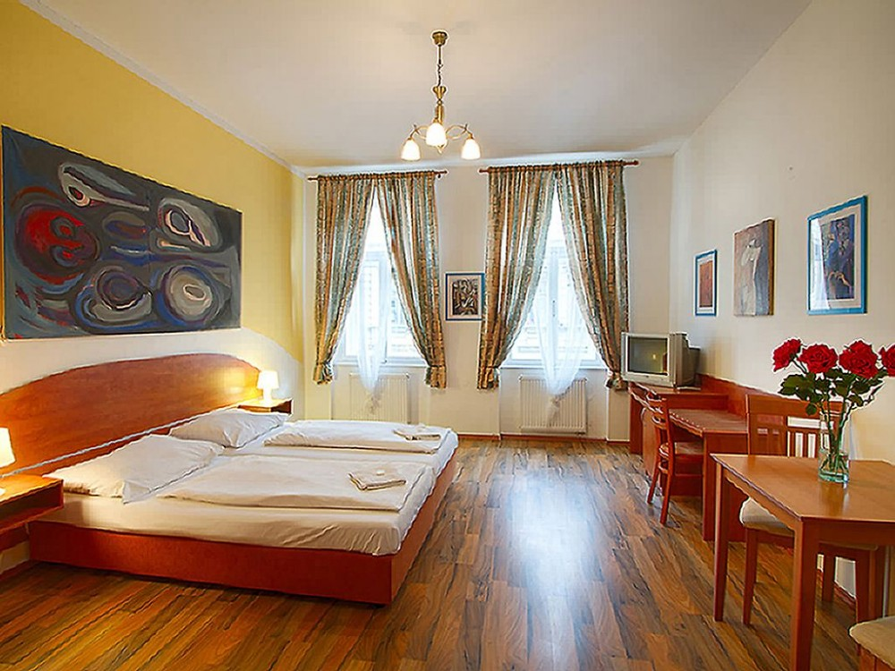 Prague vacation rental with