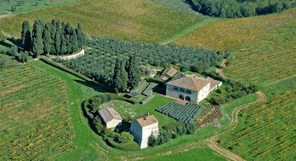 Greve In Chianti vacation rental with