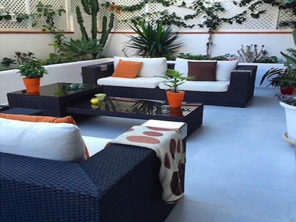 Sitges vacation rental with