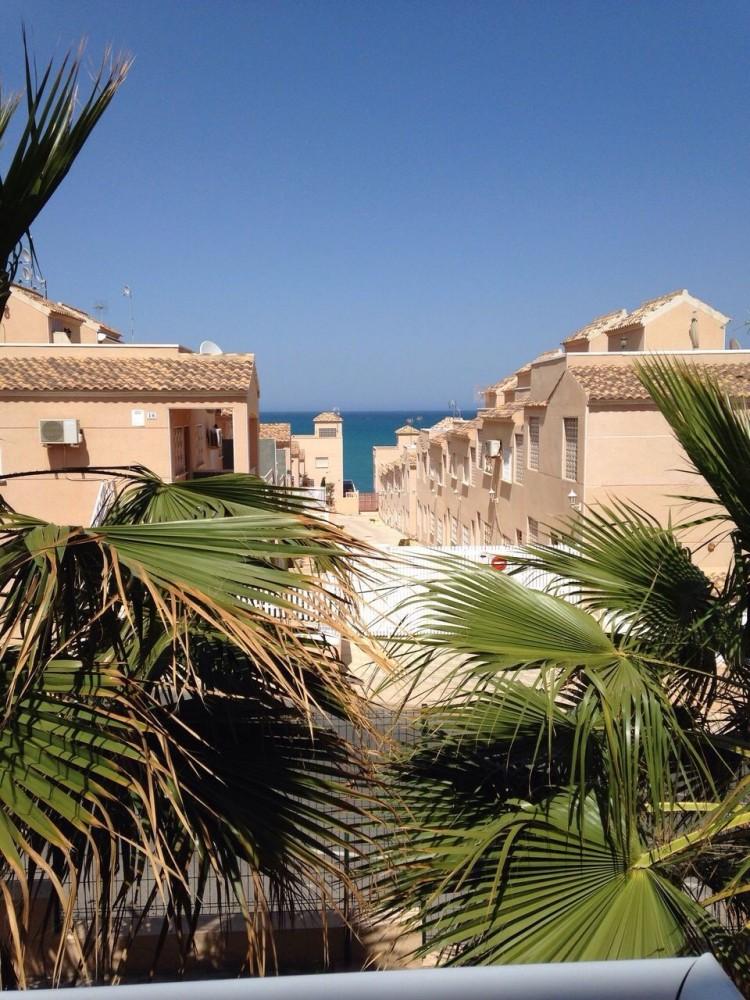 Playa De Muro vacation rental with Vistas desde la terraza