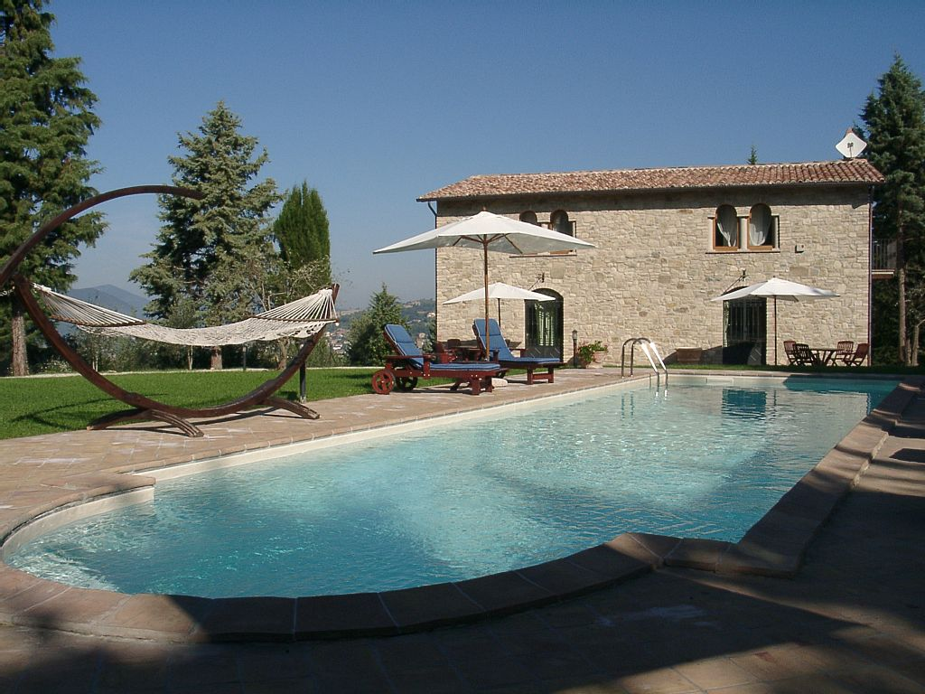 4 Bed Short Term Rental Villa Ramazzano