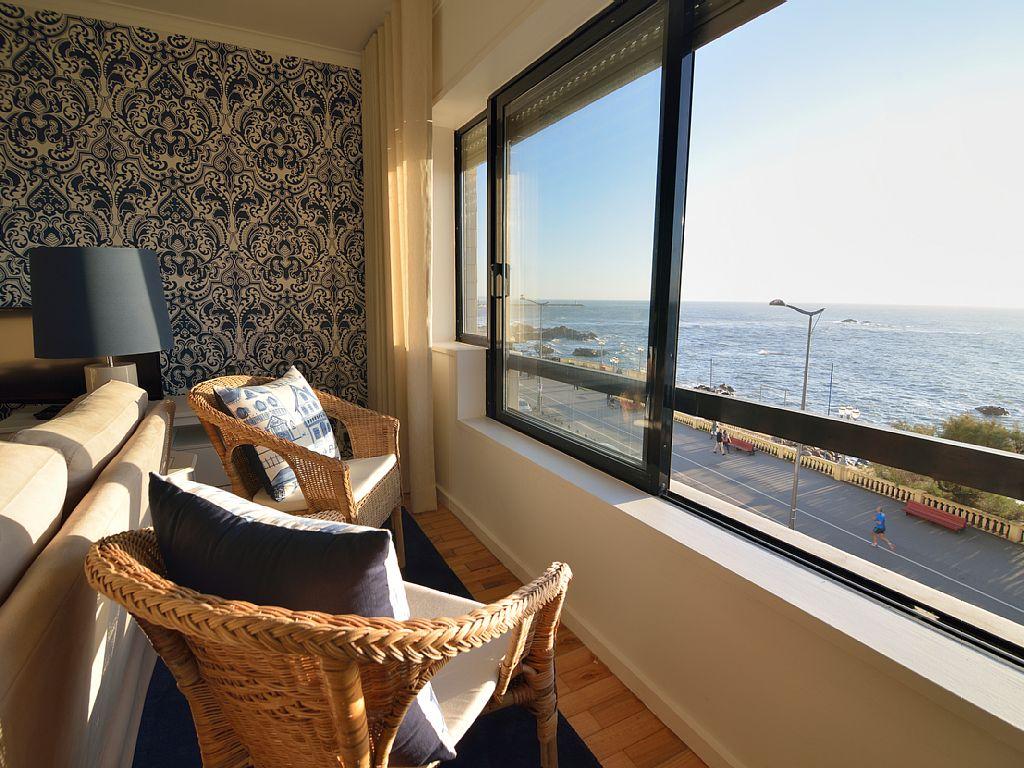 2 Bed Short Term Rental Apartment Porto