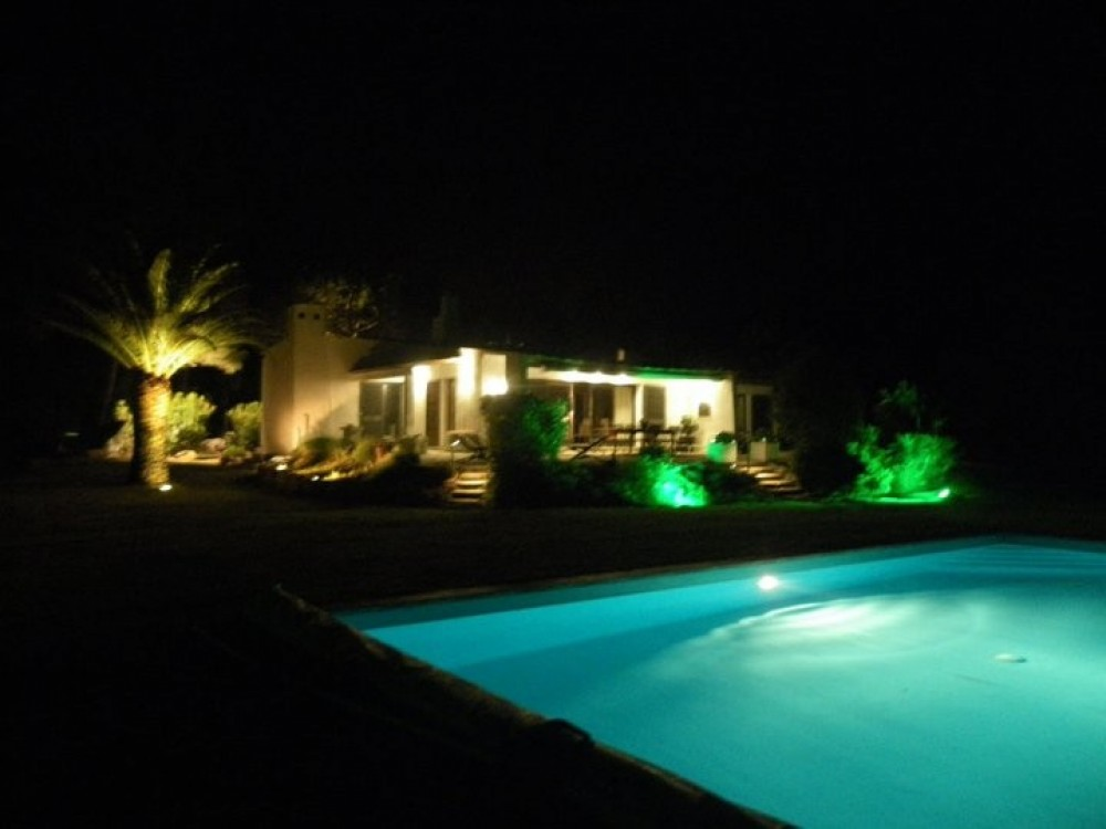 Grimaud vacation rental with
