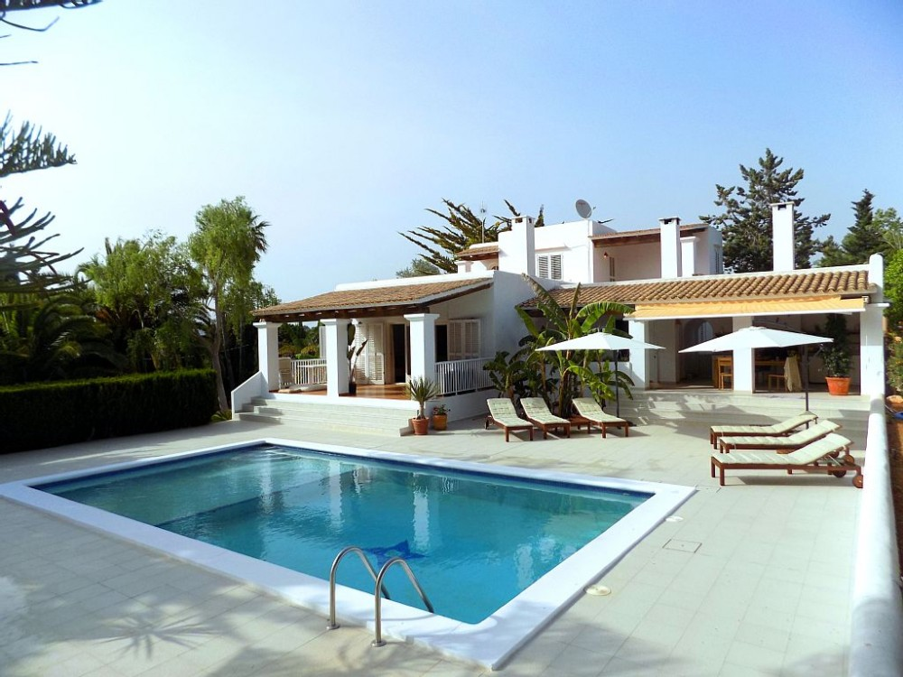 Santa Eulalia vacation rental with