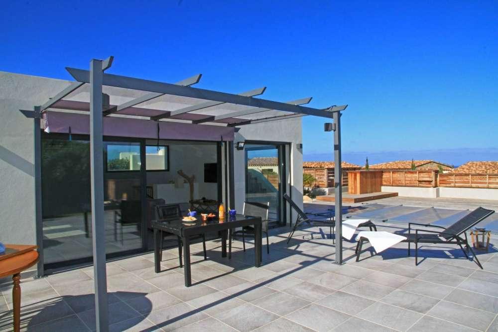 2 bedroom villa with private pool Lumio