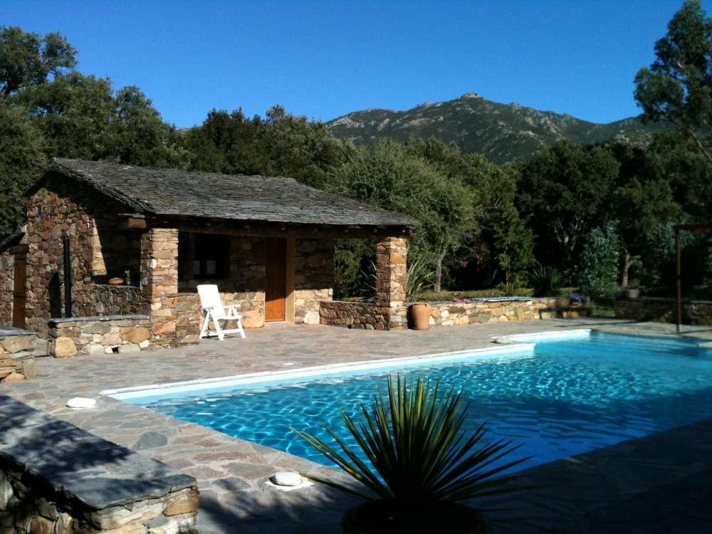 3 bedroom villa with private pool Oletta