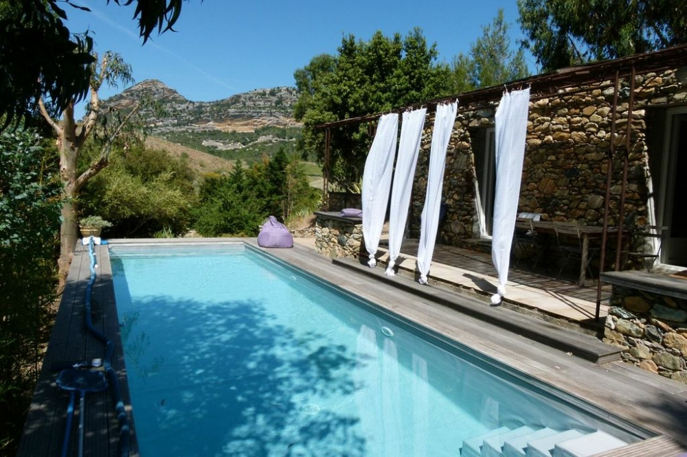 Sheepfold 3 bedrooms with private pool Patrimonio