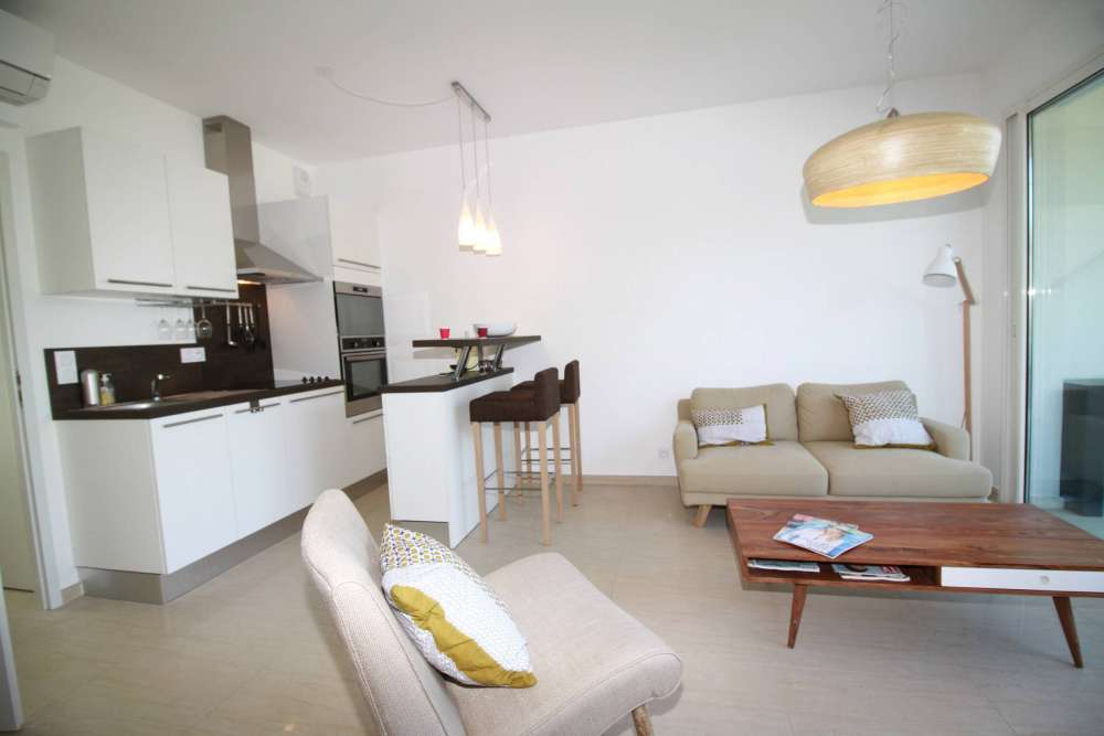 1 Bed Short Term Rental Apartment Calvi