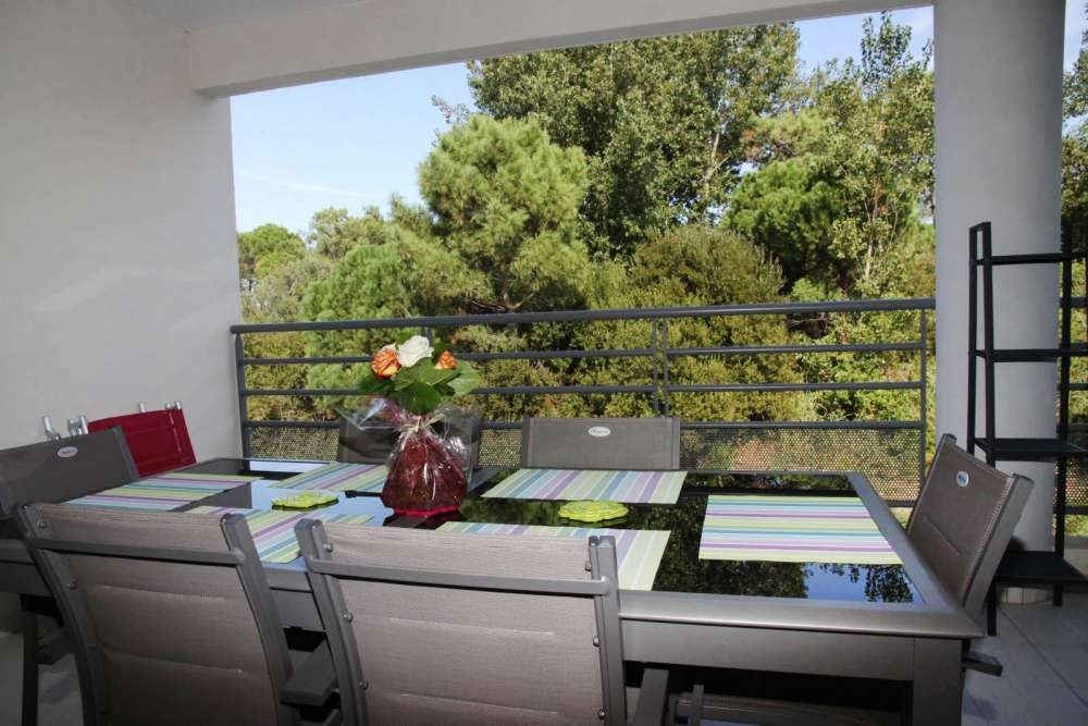 Calvi vacation rental with