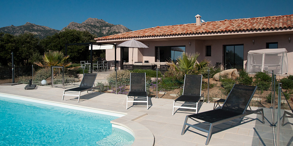 3 Bed Short Term Rental Villa Lumio