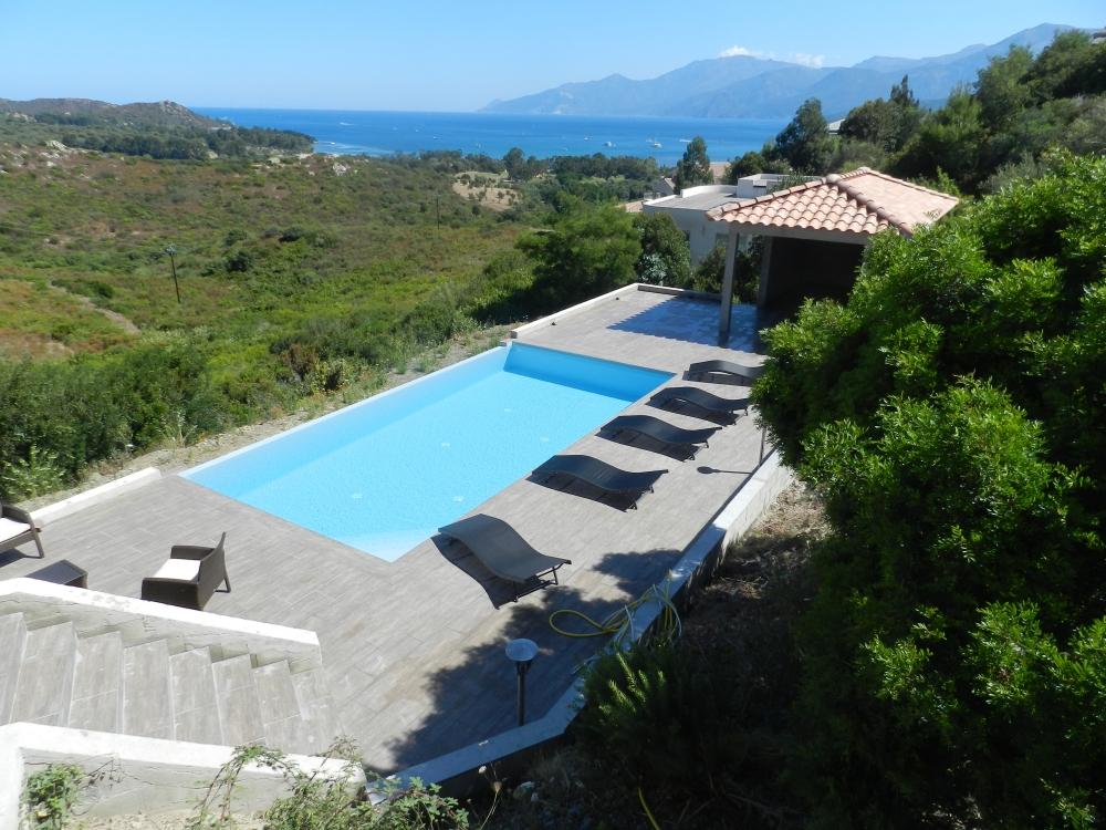 4 Bed Short Term Rental Villa Saint Florent