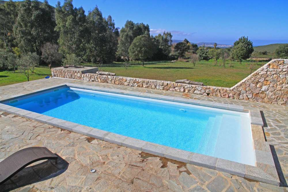 2 Bed Short Term Rental Villa Calenzana