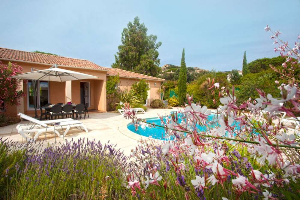 Calvi vacation rental with