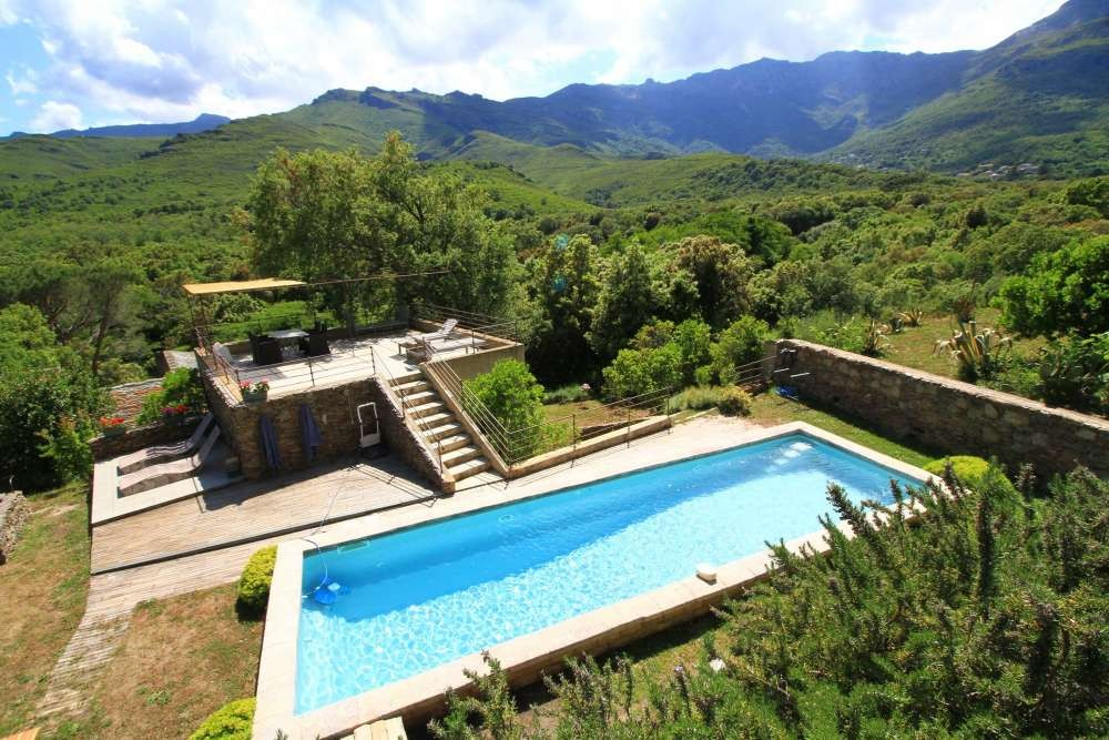 Haute Corse vacation rental with