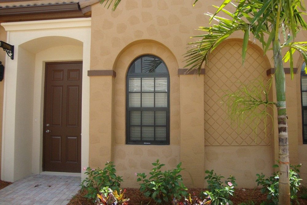 fort myers vacation rental with Main Entrance