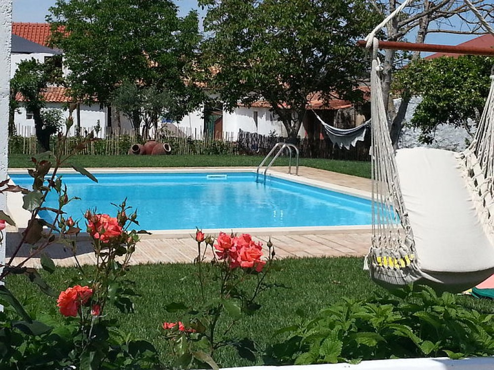 Santiago do Cacem vacation rental with
