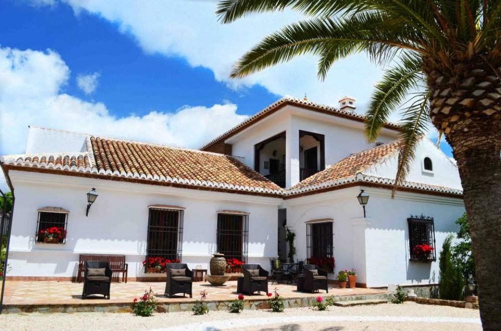Villanueva De La Concepcion vacation rental with