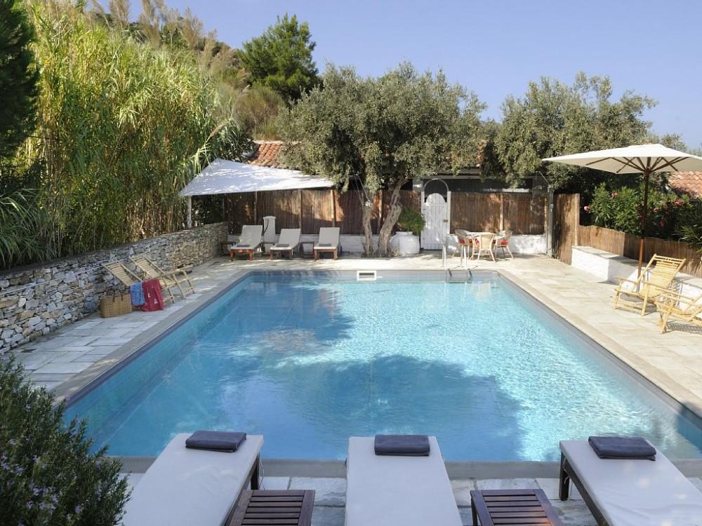 Skopelos Island vacation home