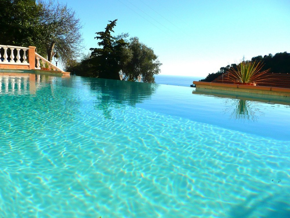 Villefranche Sur Mer vacation rental with Infinity Pool
