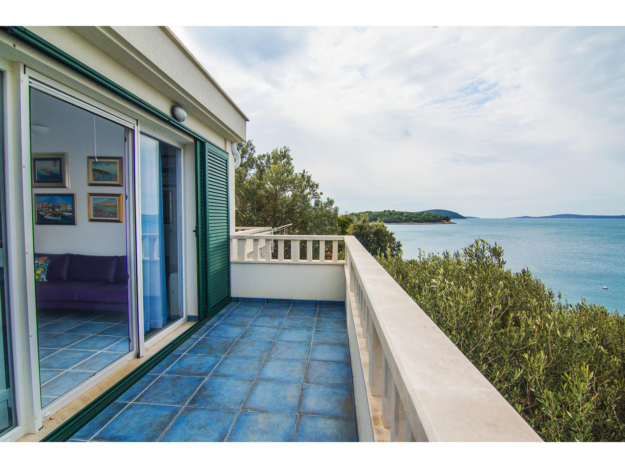 7 Bed Short Term Rental Villa Northern Dalmatia
