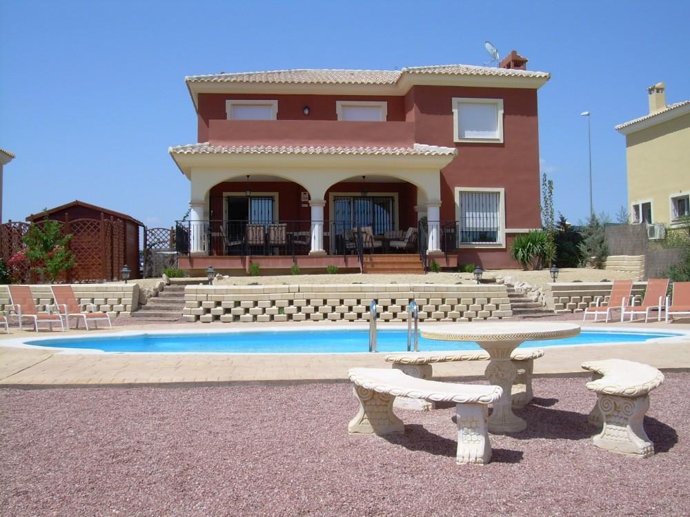 San Miguel vacation rental with Villa Bonalba