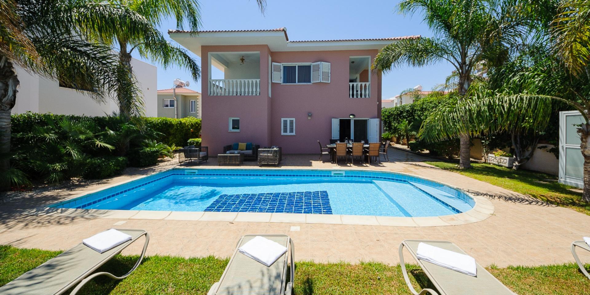 Oceanview Villa 016 - Ayia Triada, Protaras in Cyprus