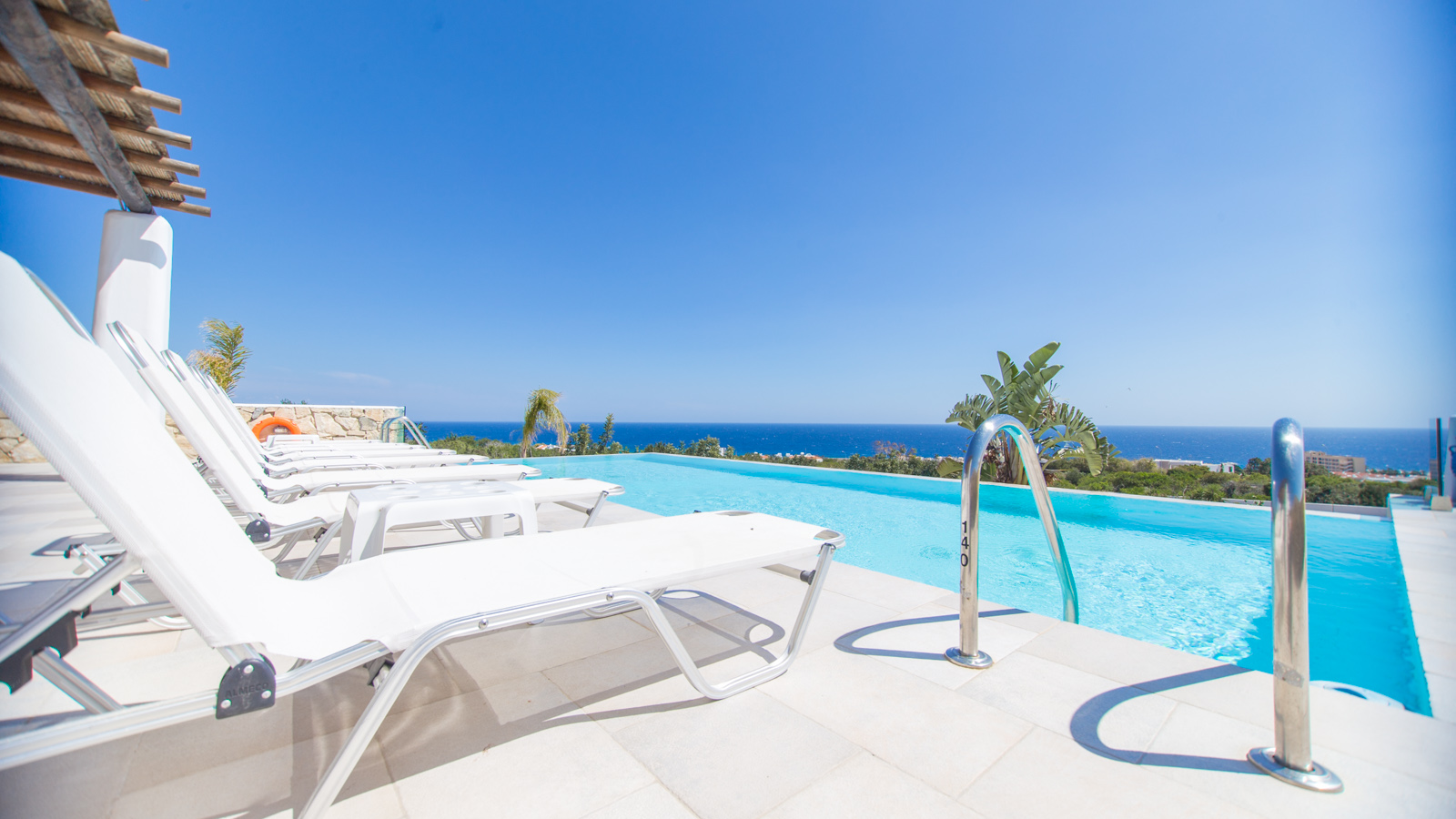 5 Bed Short Term Rental Villa Protaras