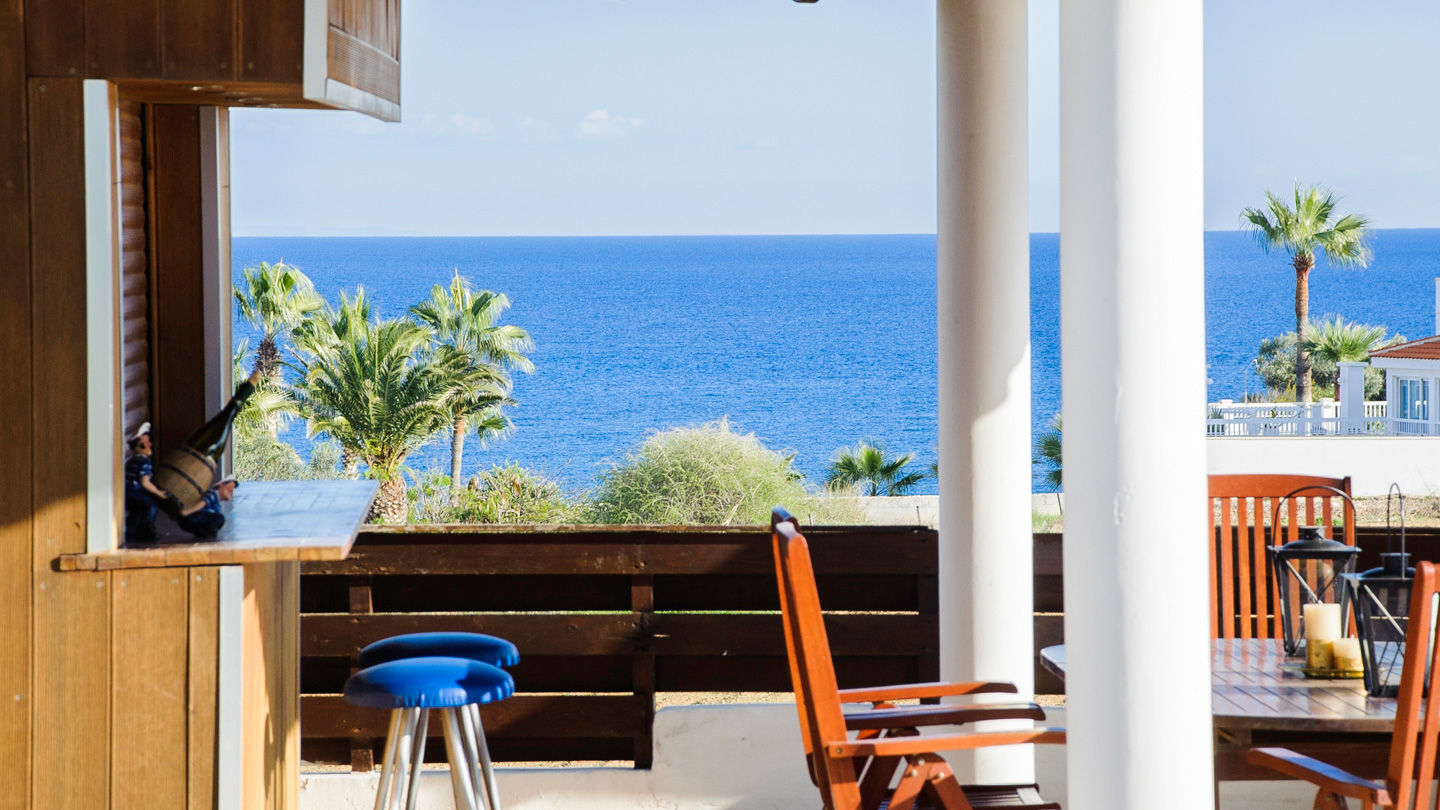 4 Bed Short Term Rental Villa Protaras