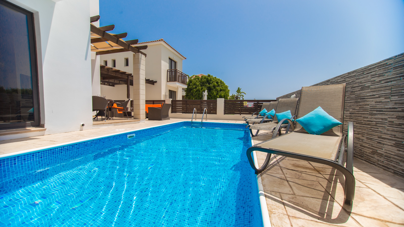 2 Bed Short Term Rental Villa Protaras