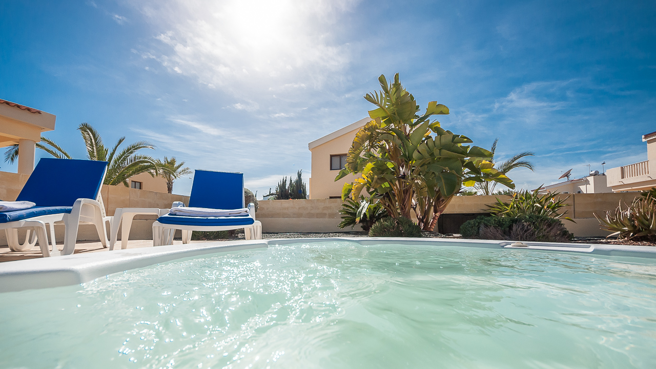 2 Bed Short Term Rental Villa Protaras