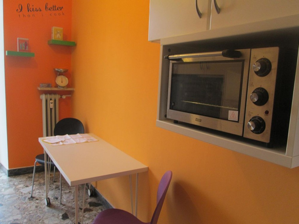 Turin City vacation rental with cucina
