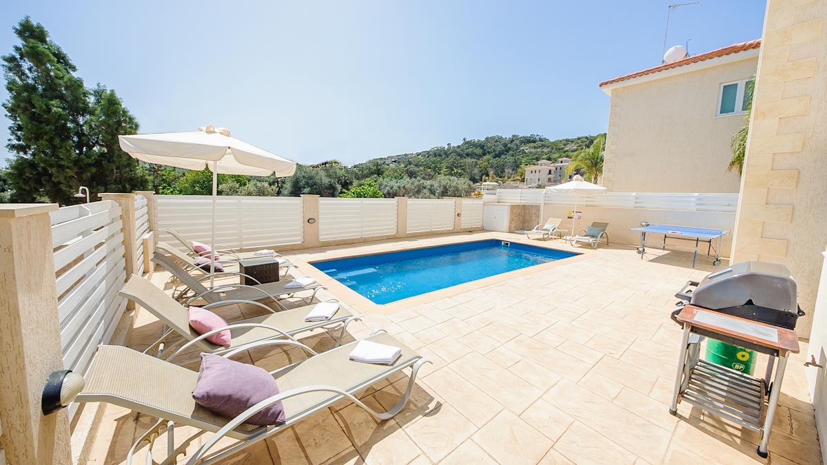 4 Bed Short Term Rental Villa Protaras