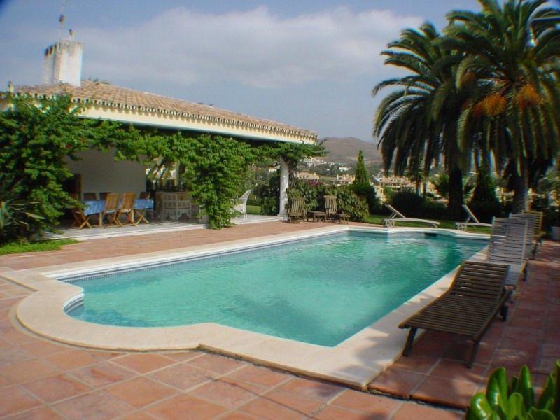 4 Bed Short Term Rental House Malaga area