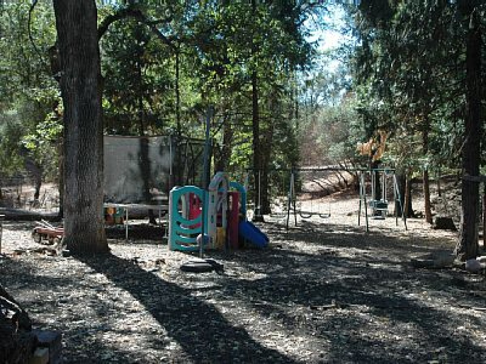 Mountain Ranch vacation rental with
